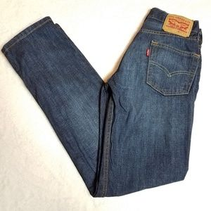LEVI STRAUSS 514 Jeans Straight Fit